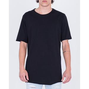 [지아니루포]]Oversize Fit Premium Cotton 254A 반팔티(BK)